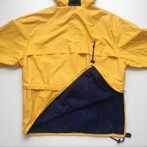 Men's Northern Spirit Wear Yellow Yachting Jacket